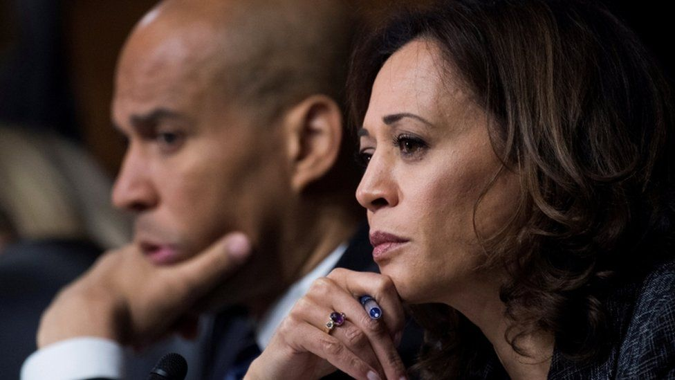 Booker and Harris