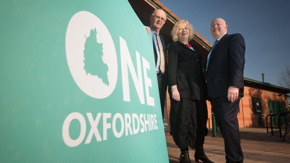 Oxfordshire County Council's 'One Oxfordshire' launch