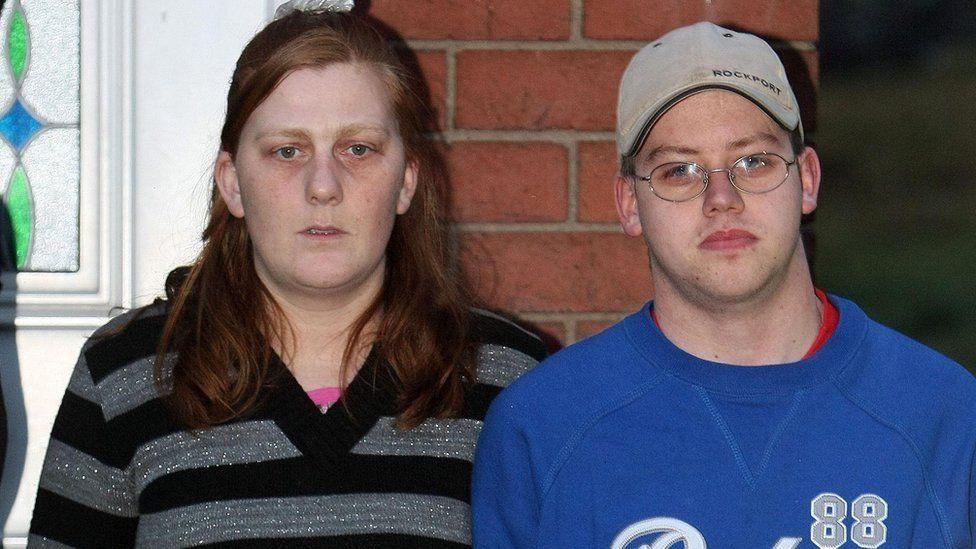 Karen Matthews and her partner Craig Meehan