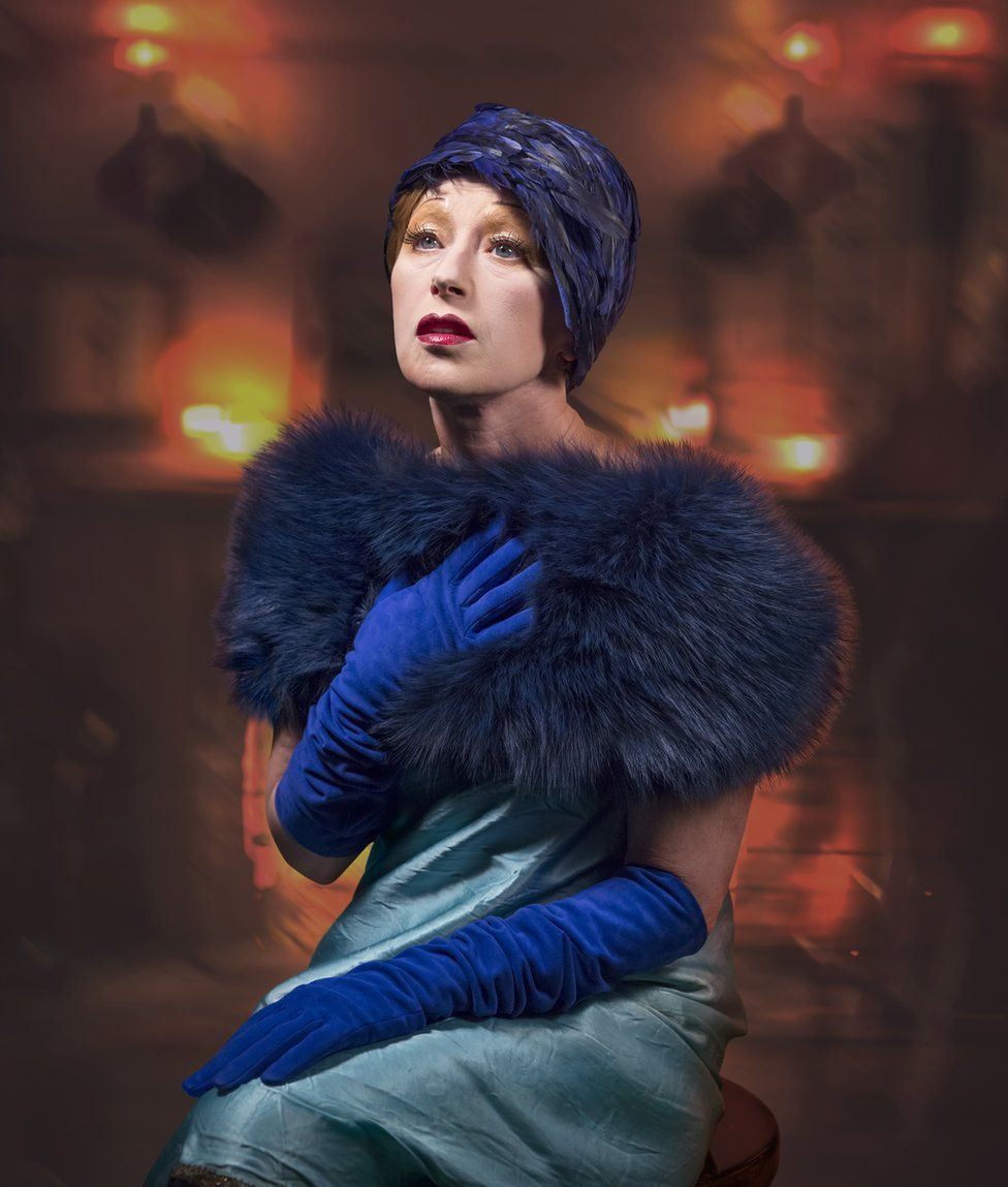 Cindy Sherman exhibition at National Portrait Gallery