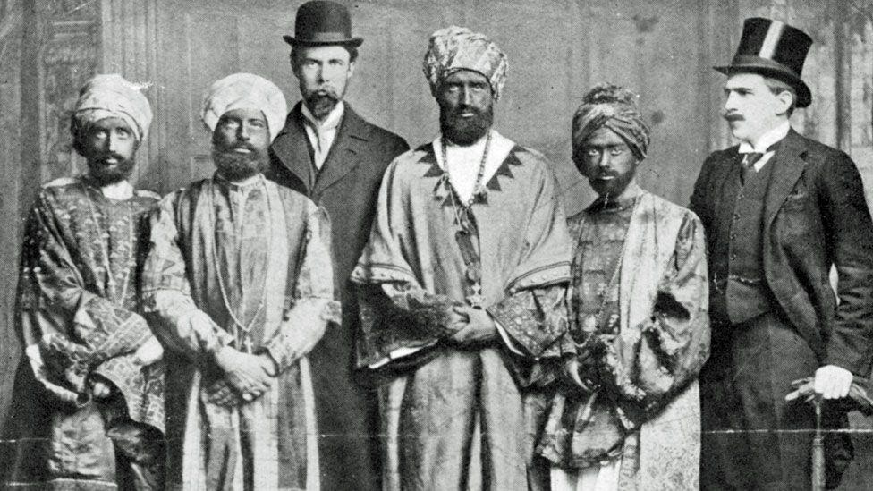 The 'Abyssinians'