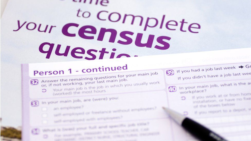 The census form