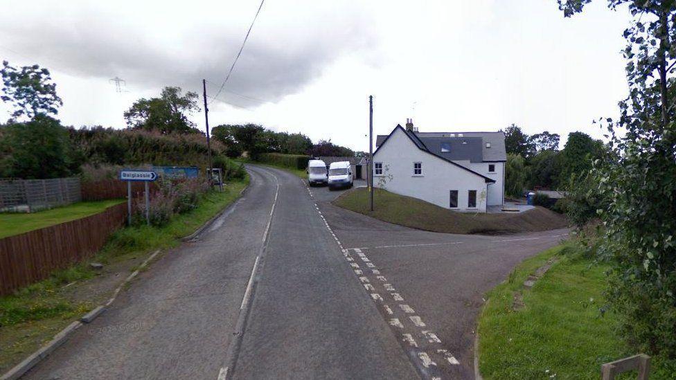 Balglassie junction