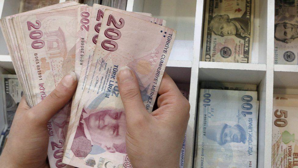 Turkish lira