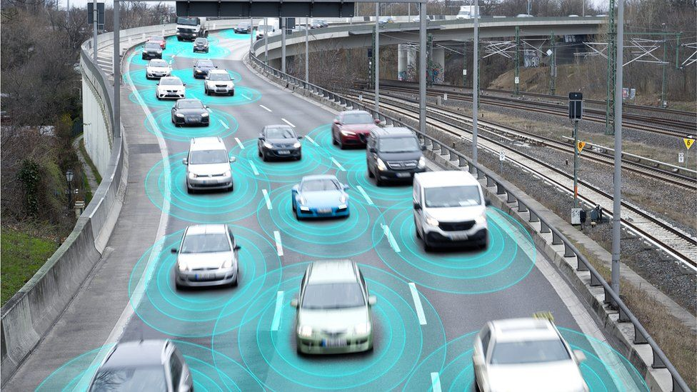Connected vehicles