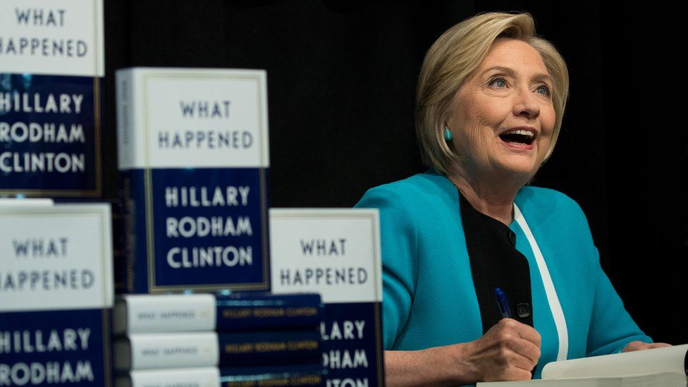 Hillary Clinton endorsed Verrit - but that hasn't led to millions of followers