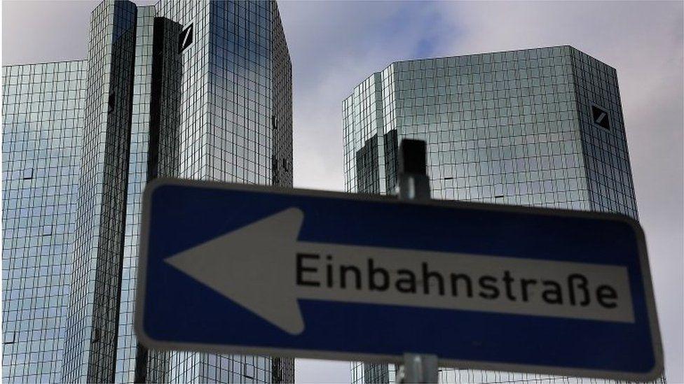 Deutsche building