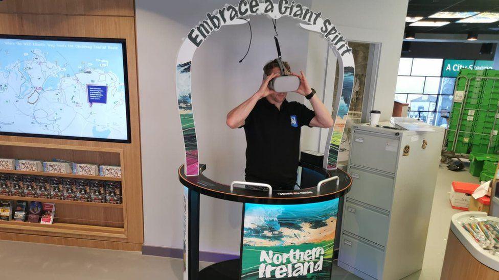 Embrace a Giant Spirit VR campaign