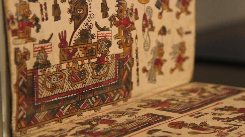 Los secretos escondidos bajo el Códice Selden, el libro que cuenta la historia del sur de México antes de la conquista