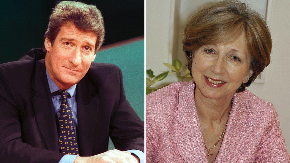 Jeremy Paxman, Olivia O'Leary