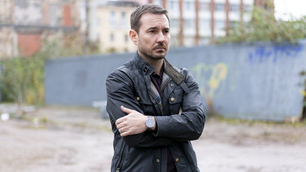 Martin Compston in The Nest