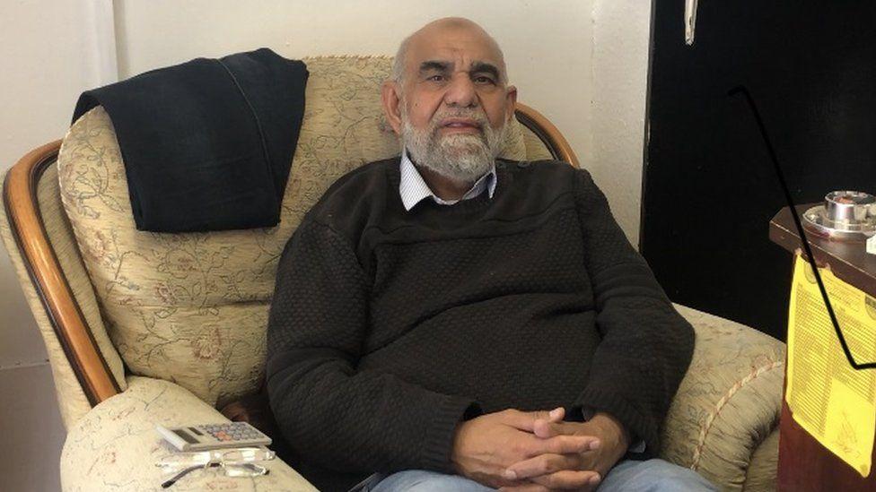 Mohammed Iqbal