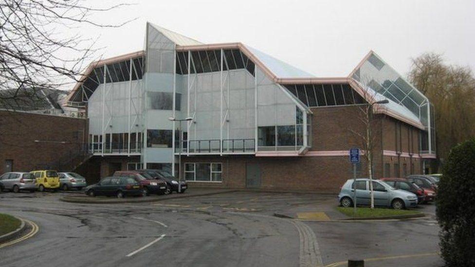River Park Leisure Centre in Winchester