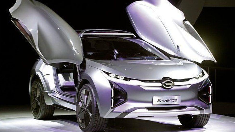 The GAC concept car