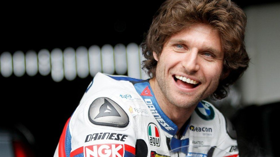 Guy Martin pictured in 2015