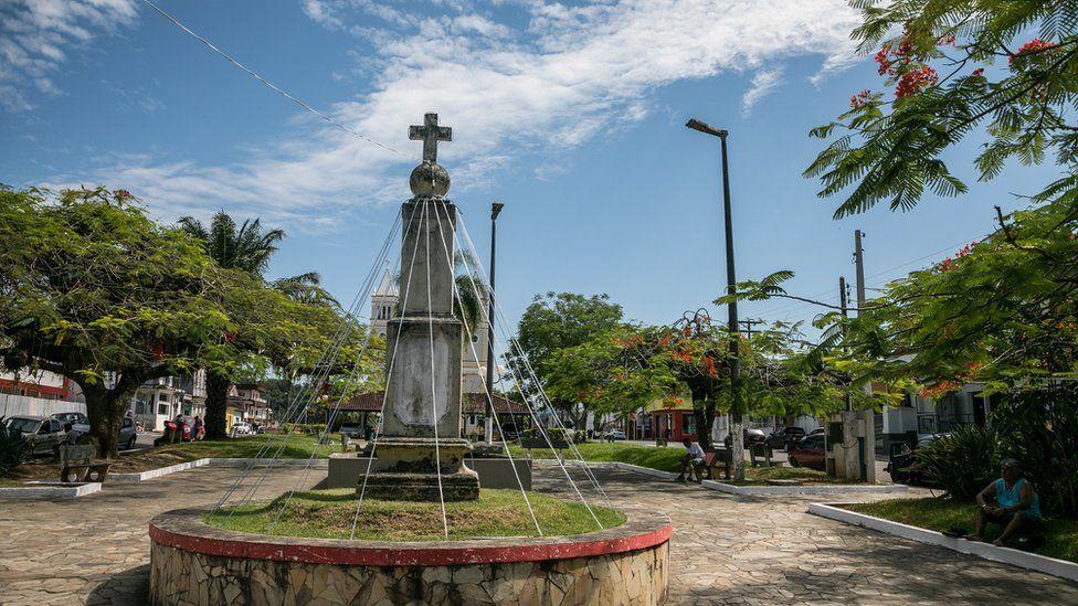 Praça de Eldorado