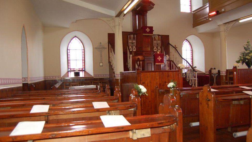 Shetland church closures: Names of kirks revealed - BBC News