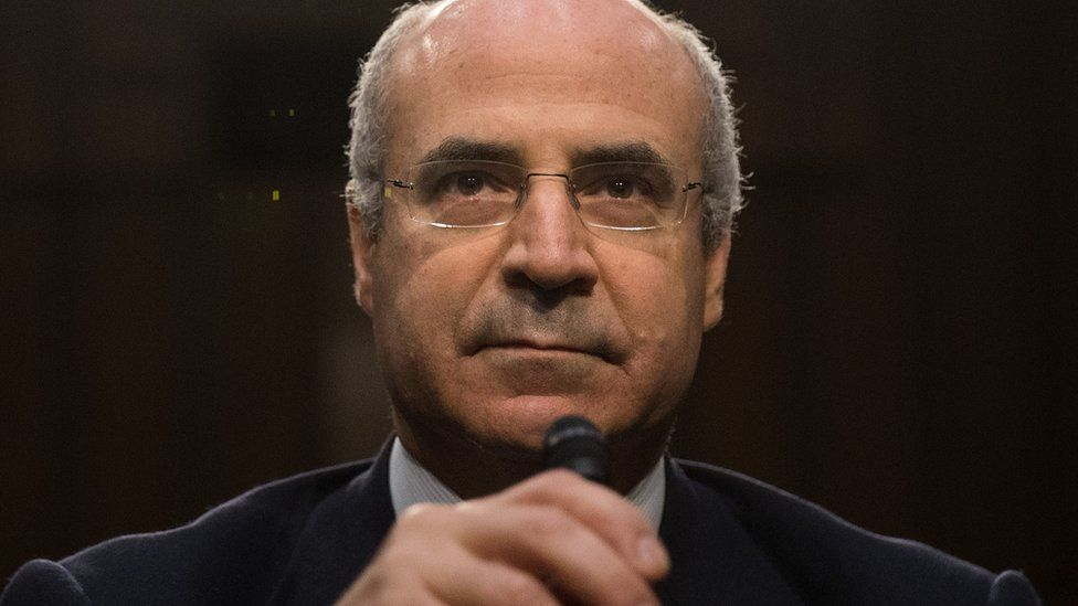 Bill Browder, chief executive officer of Hermitage Capital Management, arrives for a Senate Judiciary Committee hearing on attempts to influence U.S. Elections, on July 27, 2017 in Washington DC, US.