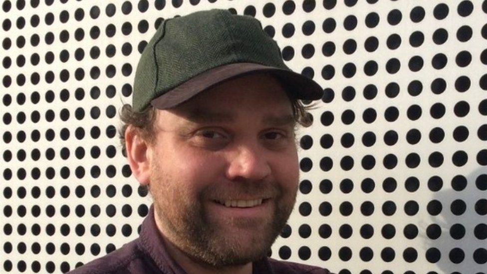 Frightened Rabbit singer Scott Hutchison