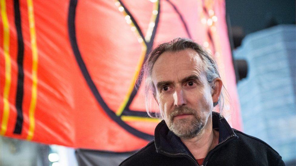 Extinction Rebellion Heathrow activist charged over drone plan