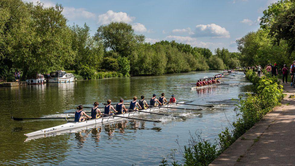 Oxford University Eights Week