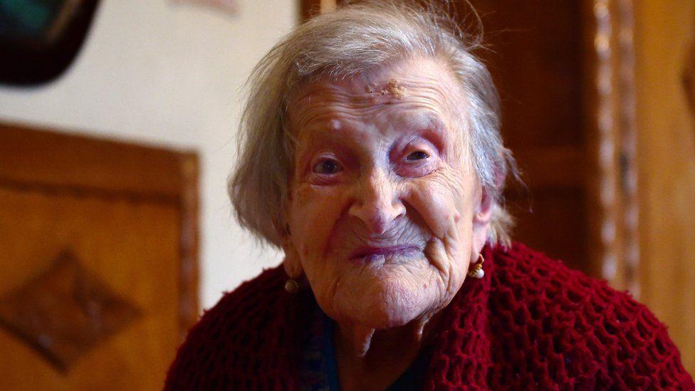 Emma Morano, who lived to 117