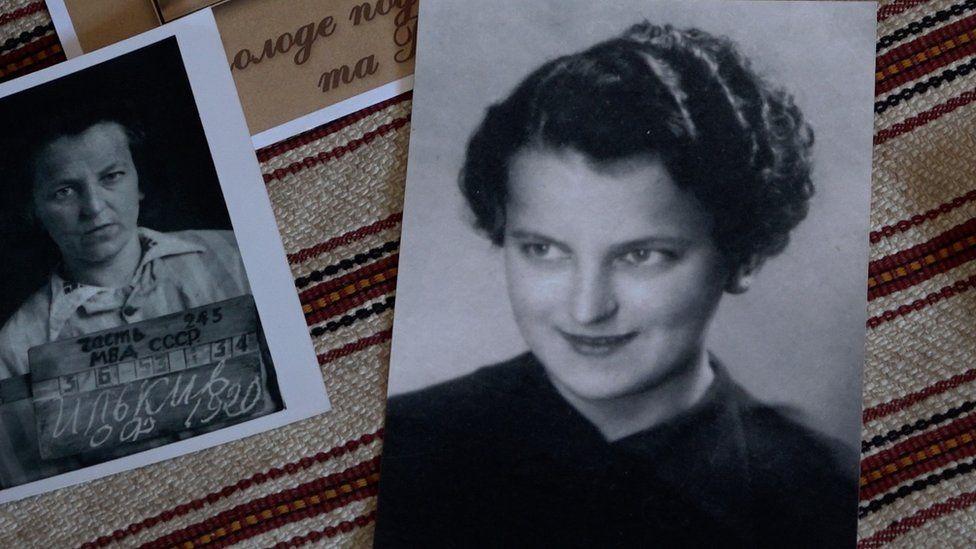 Ольга Ільків була членом ОУН з 1941-го року