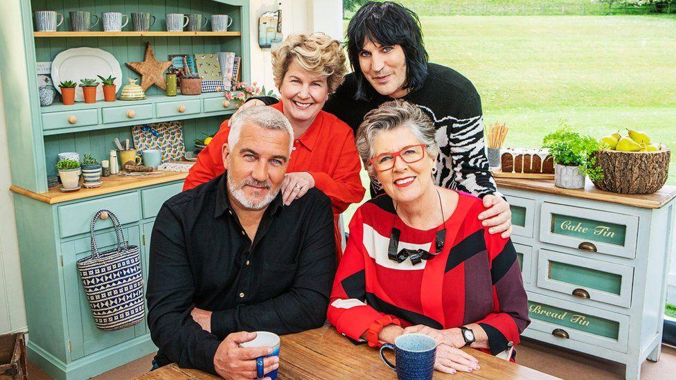 Return of Great British Bake Off brings 'sweet relief'