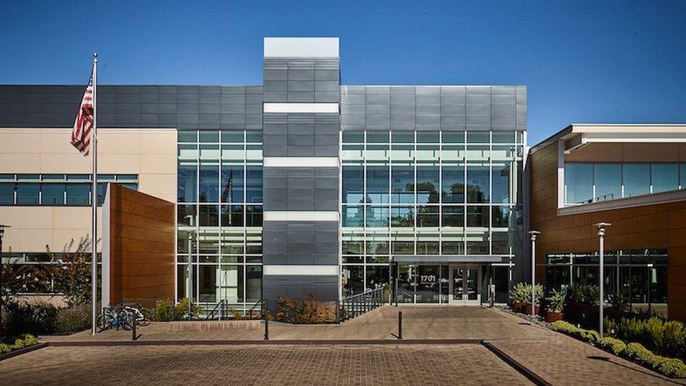 Theranos' California headquarters