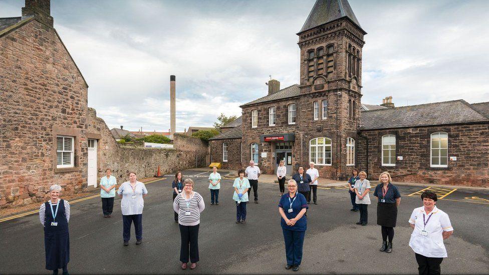 Old Berwick Infirmary