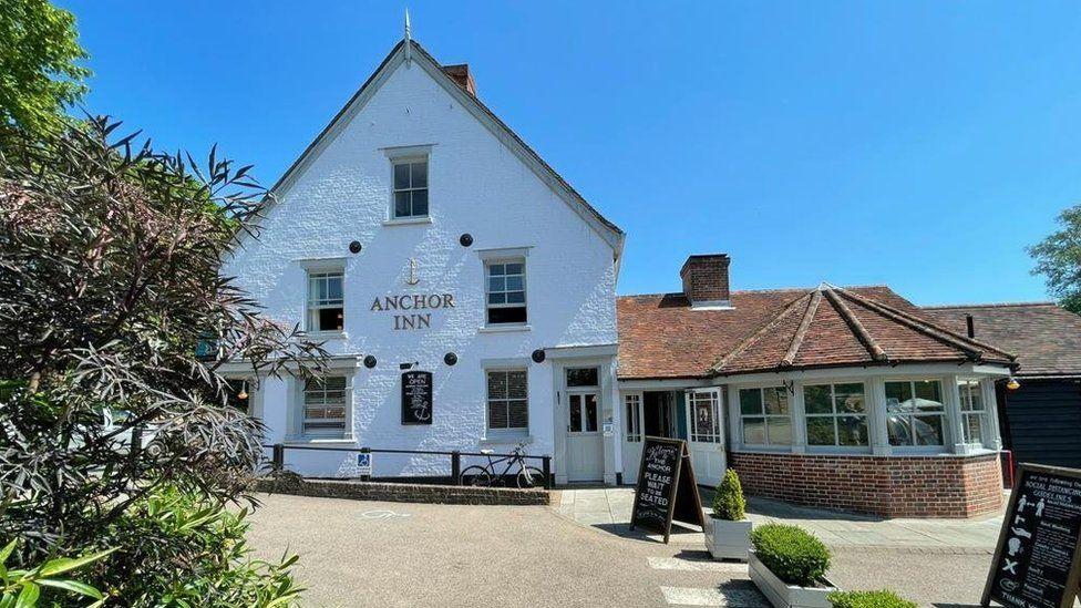 The Anchor Inn, Nayland