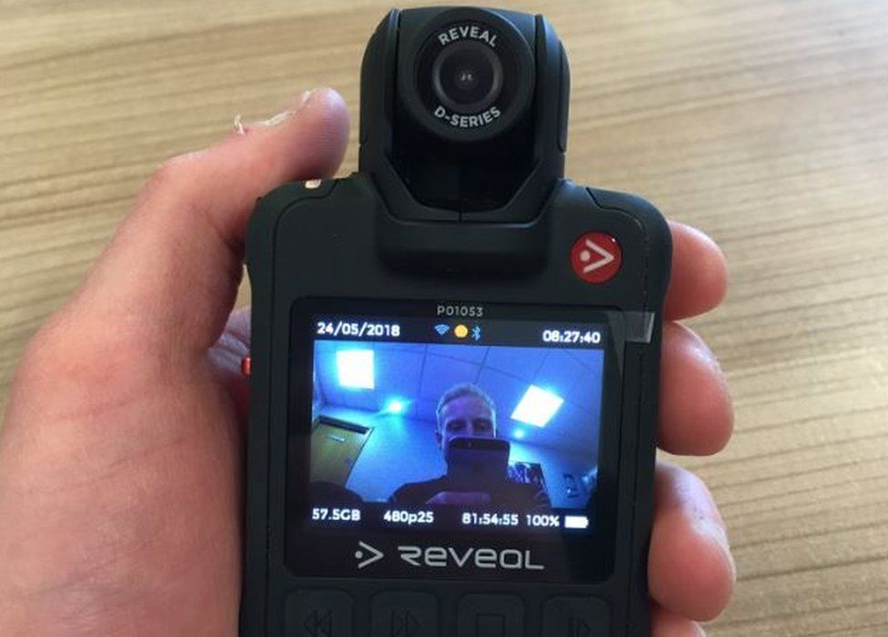 The body-worn camera
