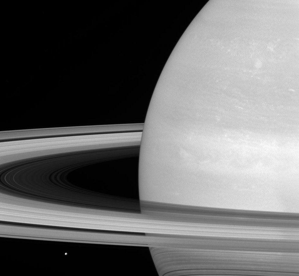 """حلقات كوكب زحل قد تكون """"أقل عمرا"""" مما يعتقد"""