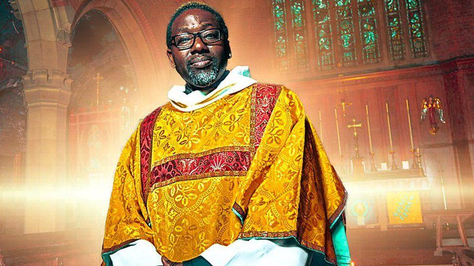 Reverend Jide Macaulay