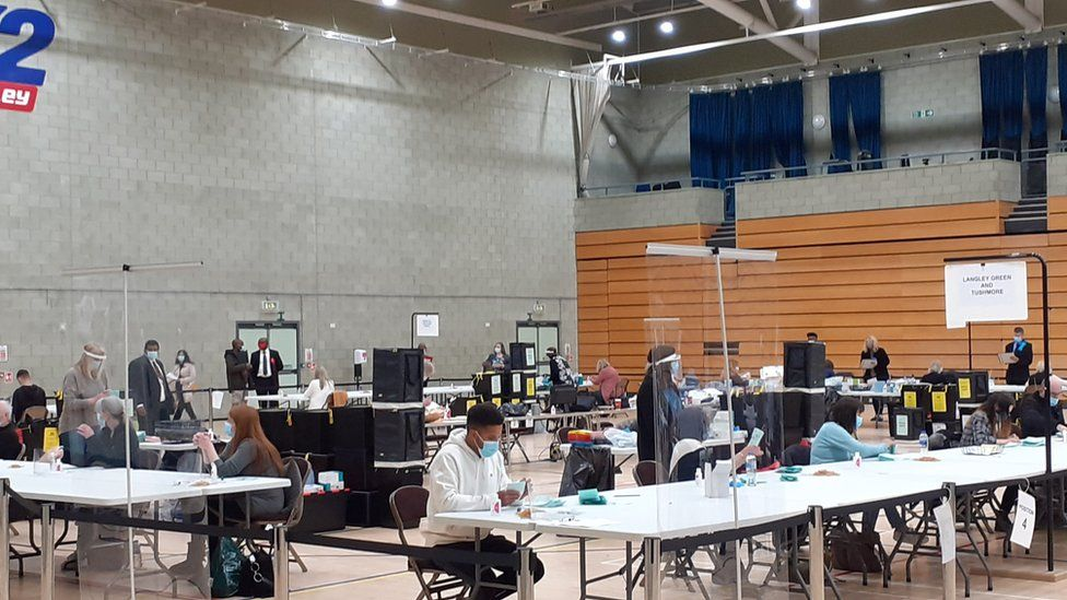 The count in Crawley