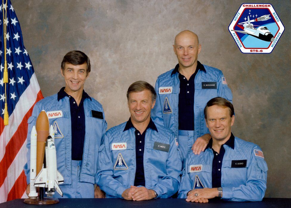 STS-6 crew