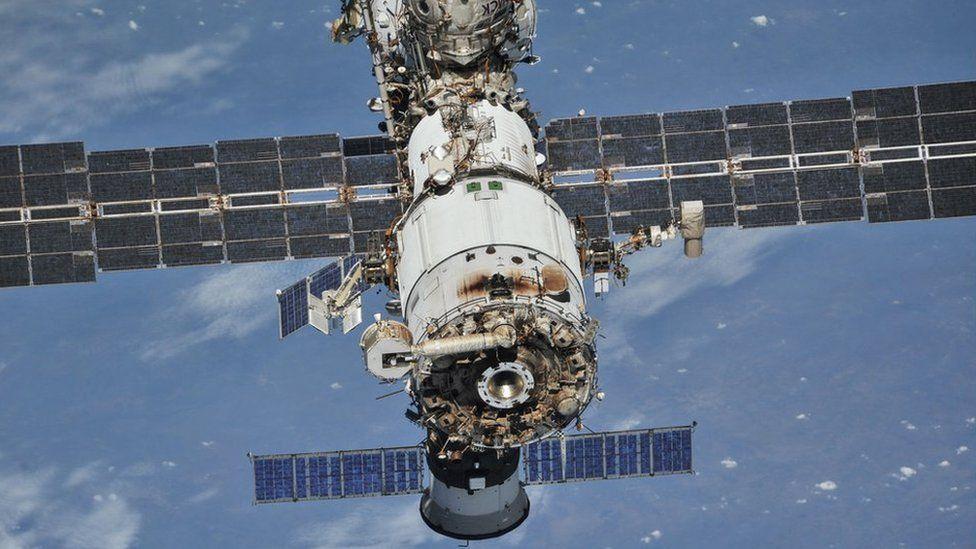 International Space Station: Smoke triggers alert on board thumbnail