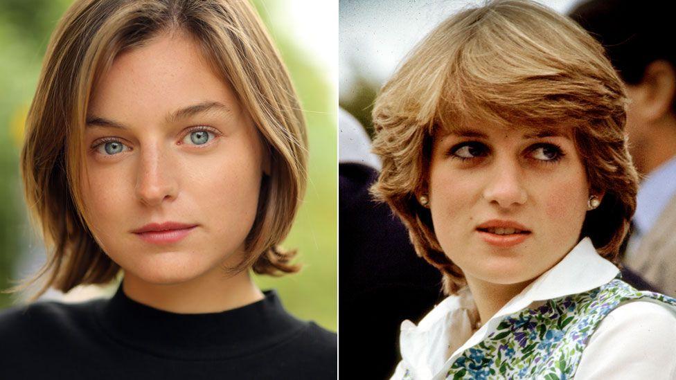Kristen Stewart To Play Princess Diana In New Film Bbc News