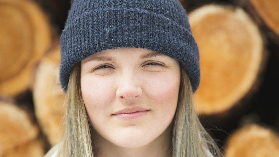 Madi Rowlands: Blood clot halts freestyle skier's career