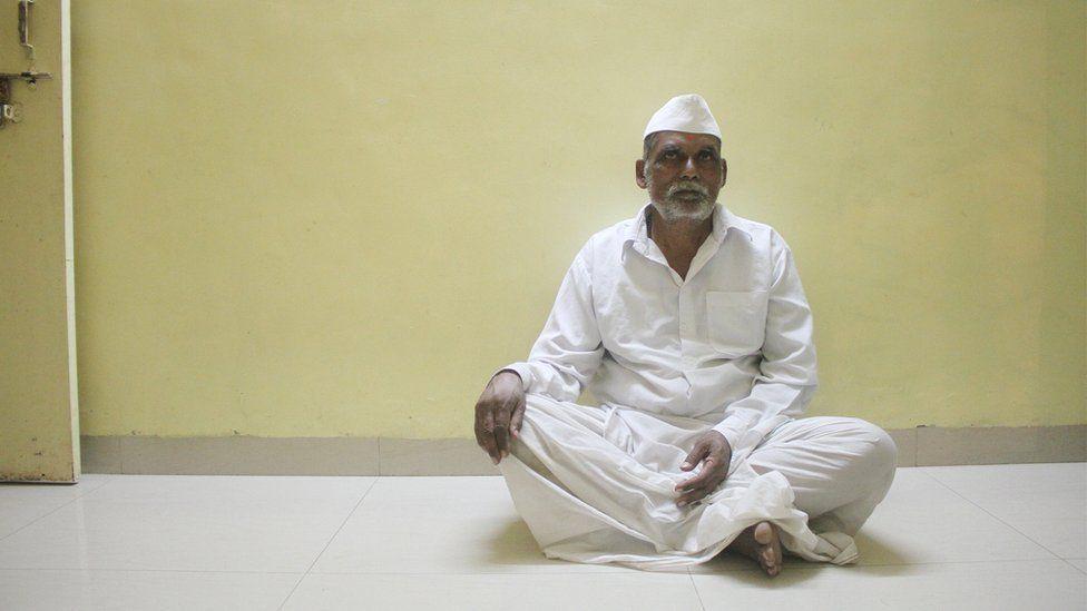 Dr Ganesh Rakh's father