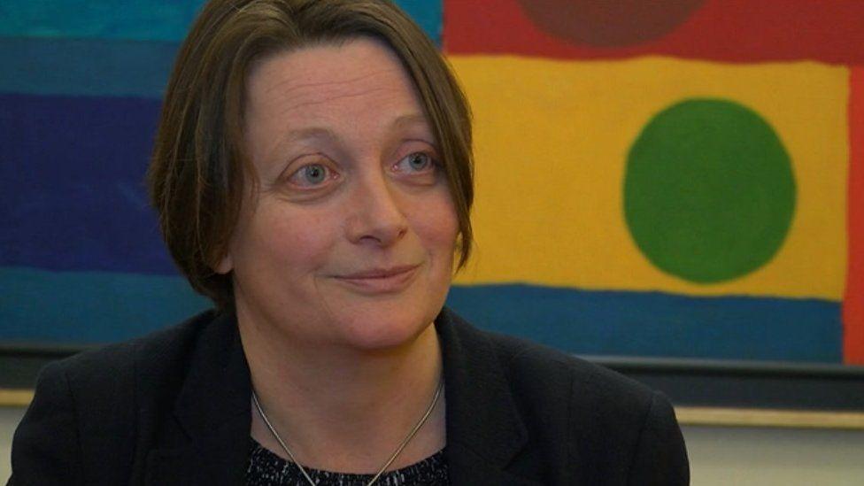 Prof Sally Holland