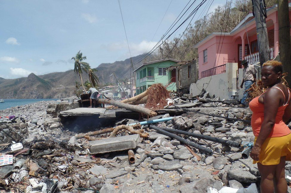 Locals in Scott's Head are struggling without emergency medicines or supplies