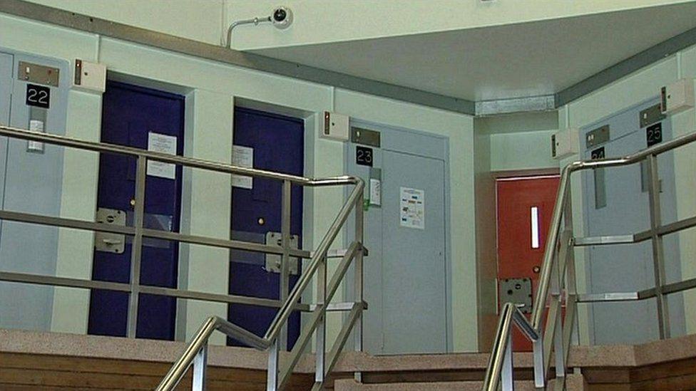 Inside Feltham Prison