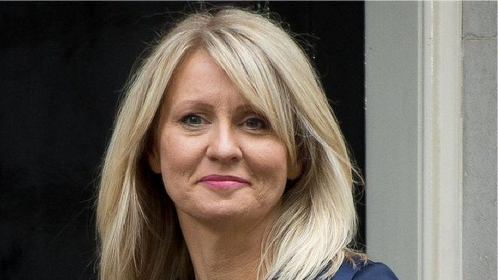Esther McVey does not believe the EU will renegotiate the backstop