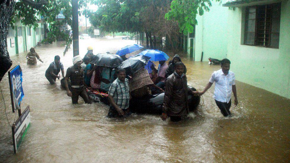 Floods in Chennai