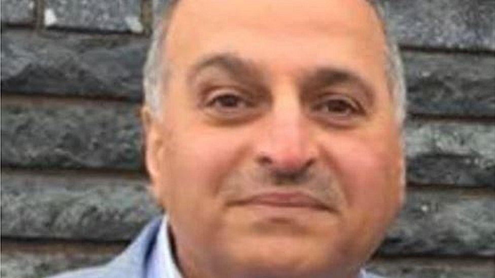 Dr Saad Al-Dubbaisi