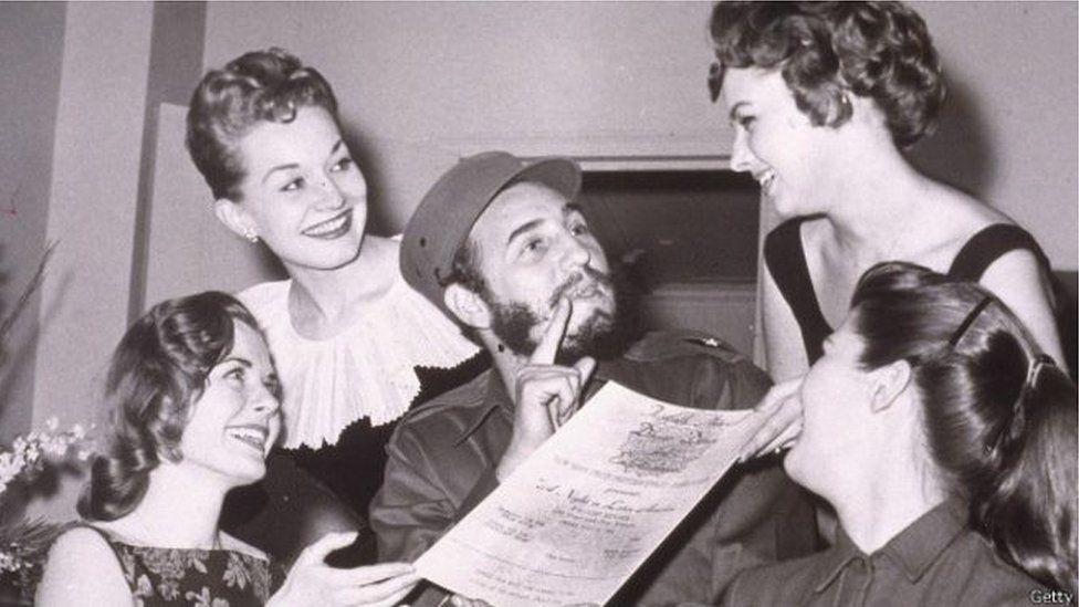 Os dez segredos da vida privada de Fidel Castro