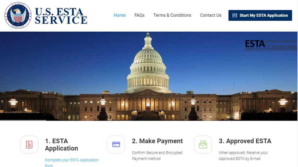 An Esta service site