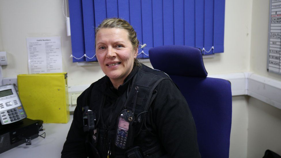 Sgt Anne-Marie Jaggers