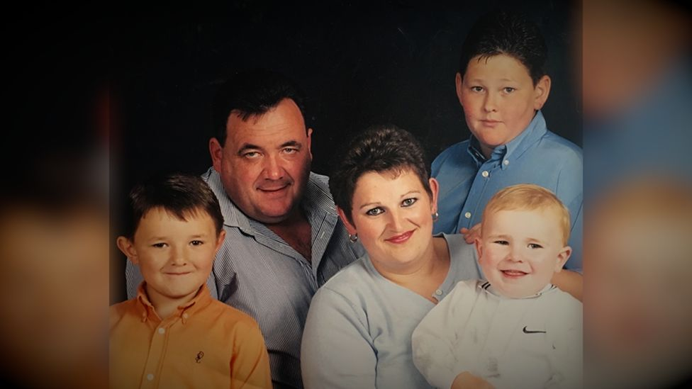 Fisher family photo